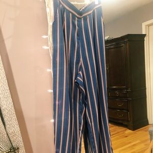 Tjmaxx high waisted wide leg pants